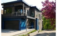 Our house -architect designed, modern and handicapped accessible