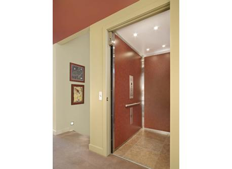 Elevator - makes all three levels handicapped accessible