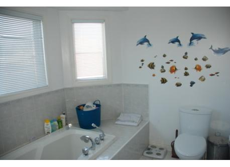 kids'/guest bathroom