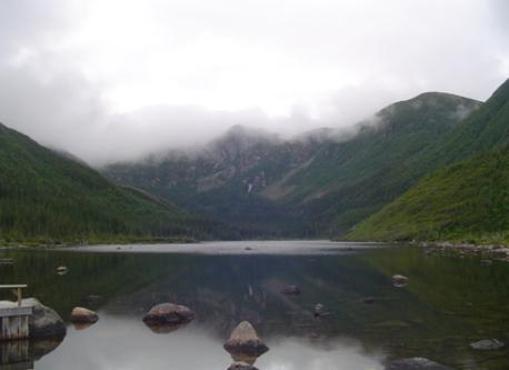 Lac-aux-Américains (Gaspésie)