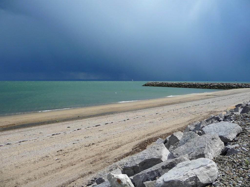 St-Irénée (plage)