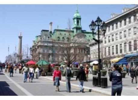 Old Montreal / Vieux Montréal