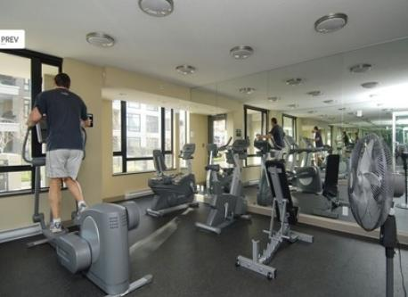 Fitness Facility in our Building and is open 24/7