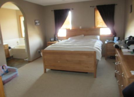 master bdrm and ensuite