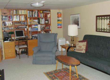 TV - Computer room
