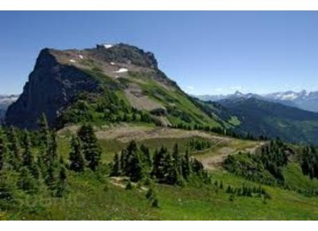 Mount Cheam - Popular local hike for intermediate/beginner hikers