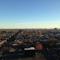 Vue de Montréal de ma terrase (15 e étage )