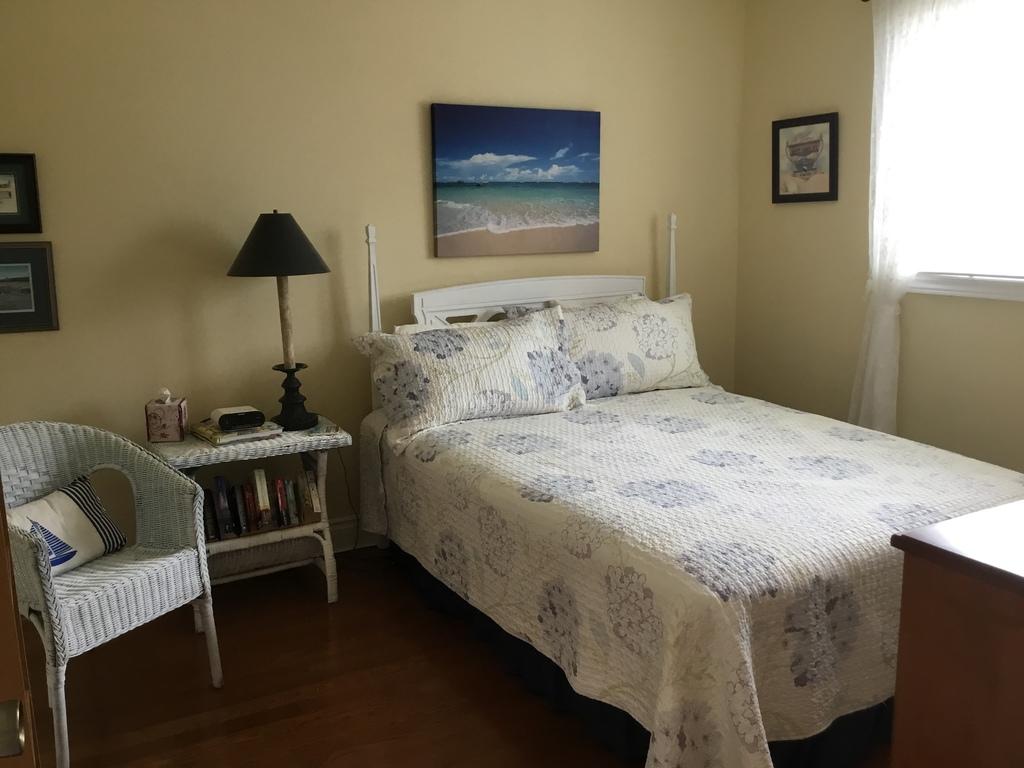 Bedroom,  queen size bed