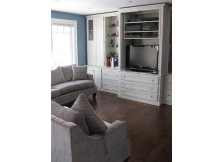 Family room / salle de famille