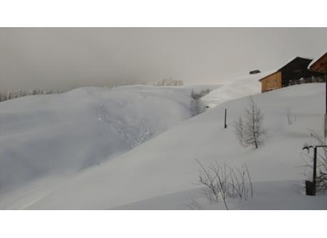 Tenna im Winter