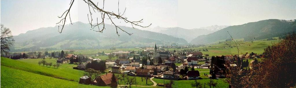 our village: Oberschrot / Plaffeien
