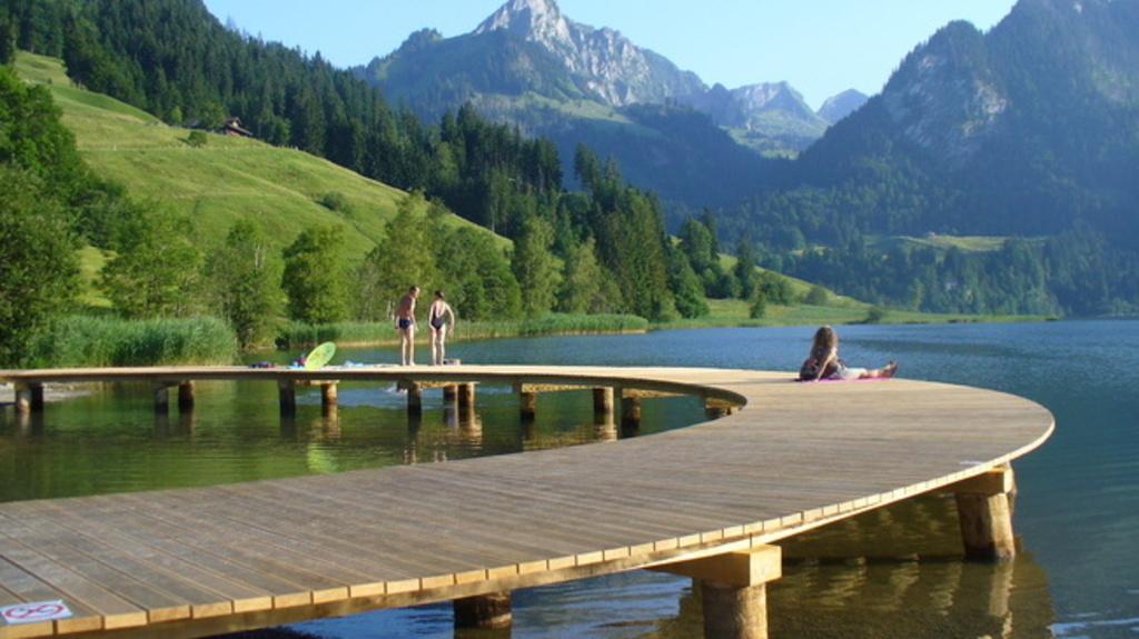 Schwarzsee / Lac Noir www.schwarzsee.ch