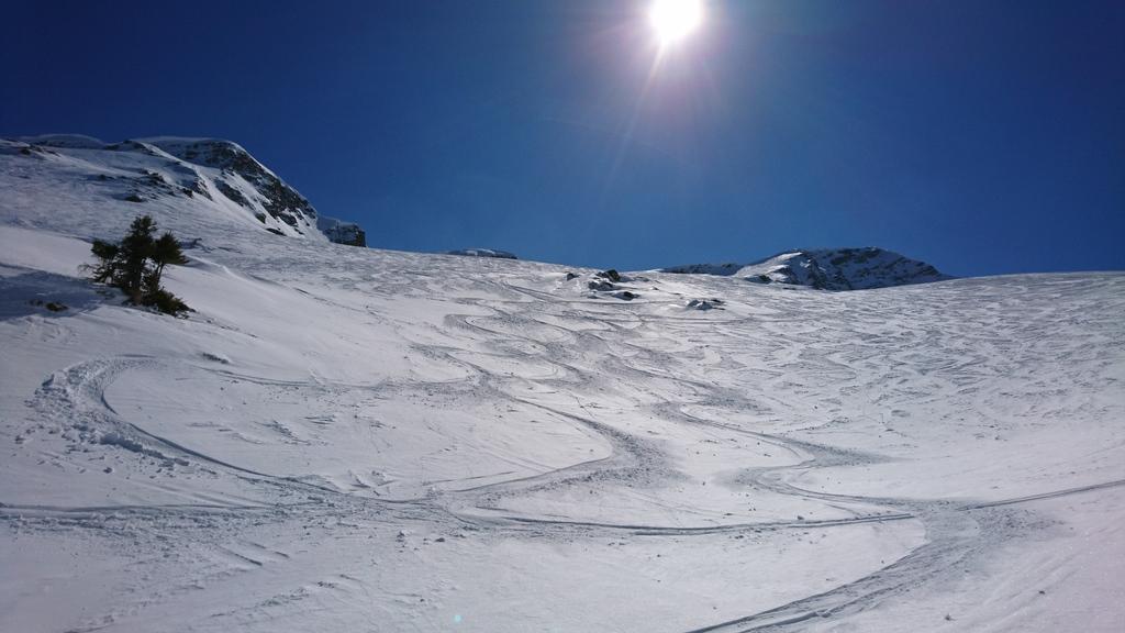 Ski de printemps aux Mosses 45 minutes de chez nous