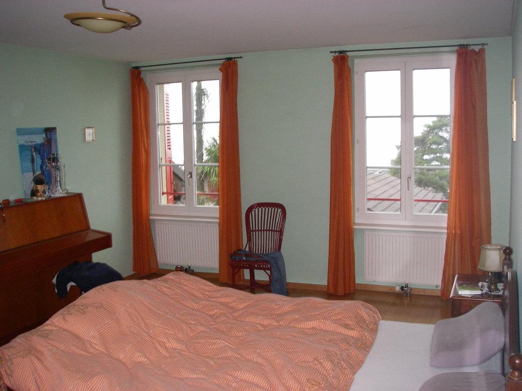 Grande chambre à coucher