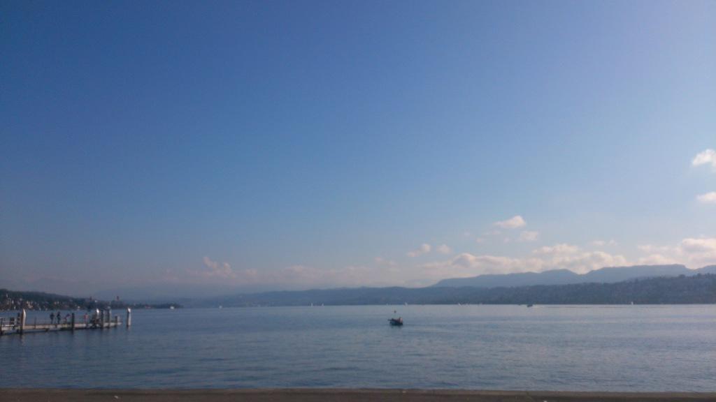 Zürichsee - Lake Zuerich
