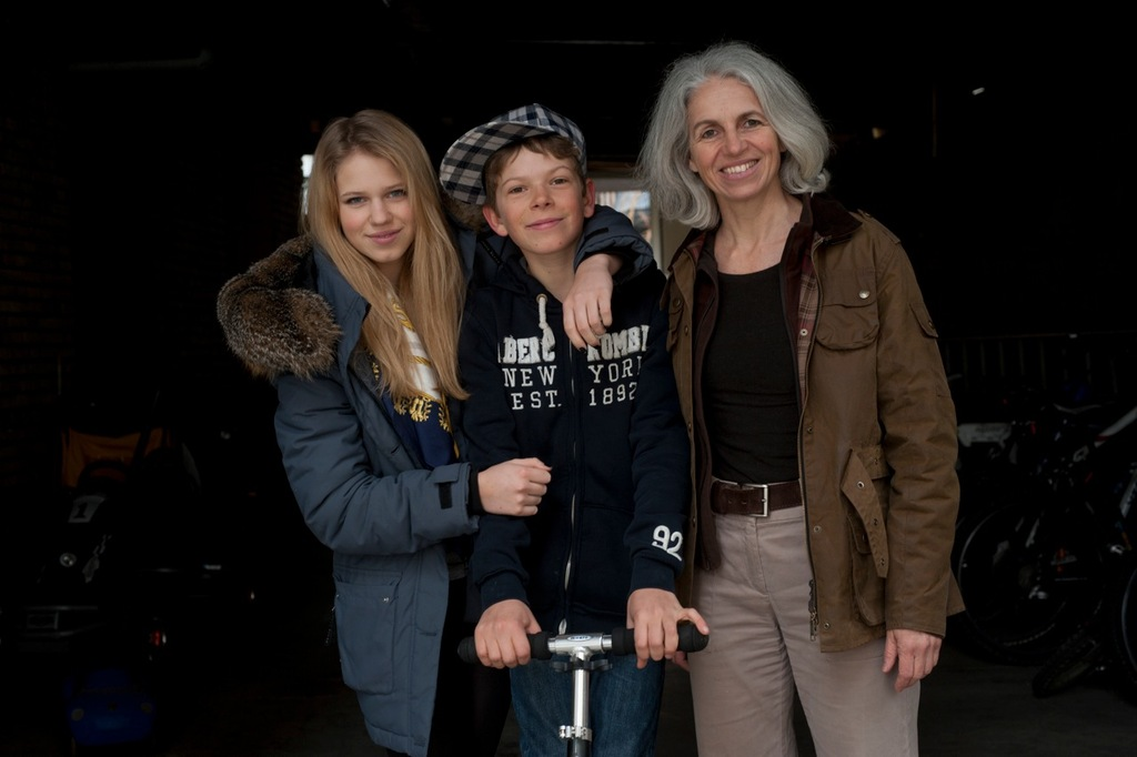 Anna Lena, Jan Andri, Hildy (2011)