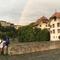 Fribourg, sur le pont... Du Milieu