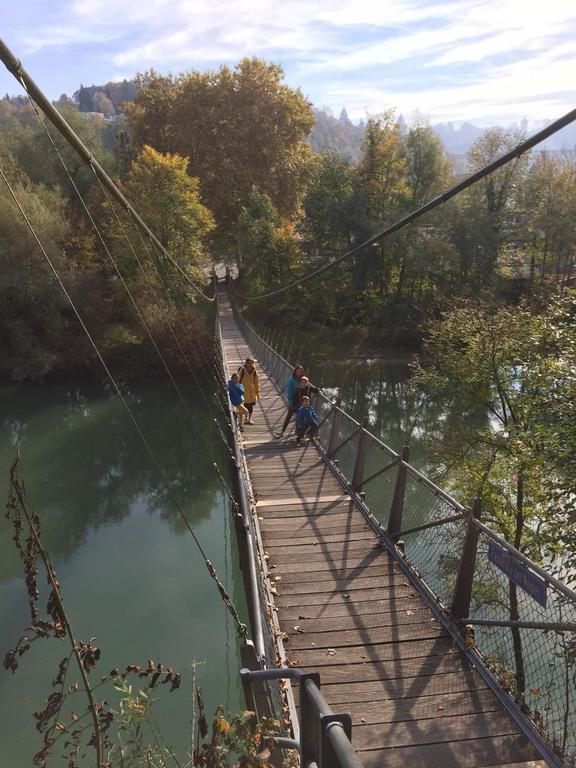 Promenade des Neigles, à Fribourg