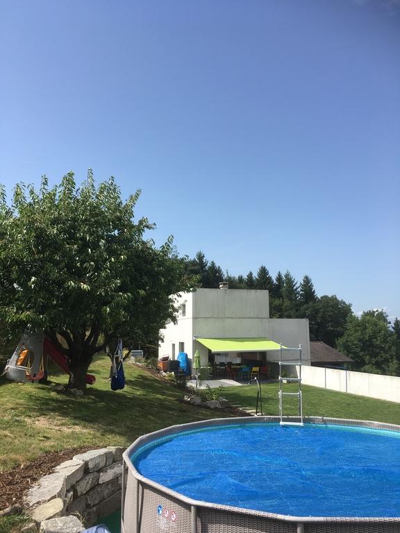 Notre piscine a 3 ans!