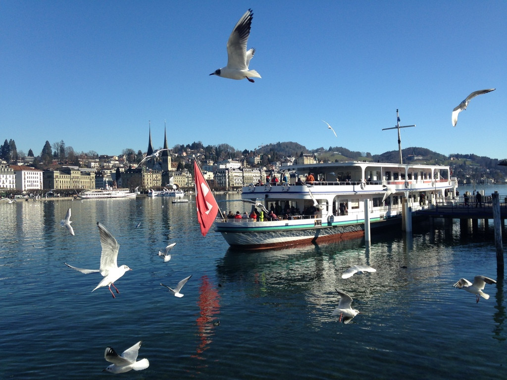 Lake of Lucerne.