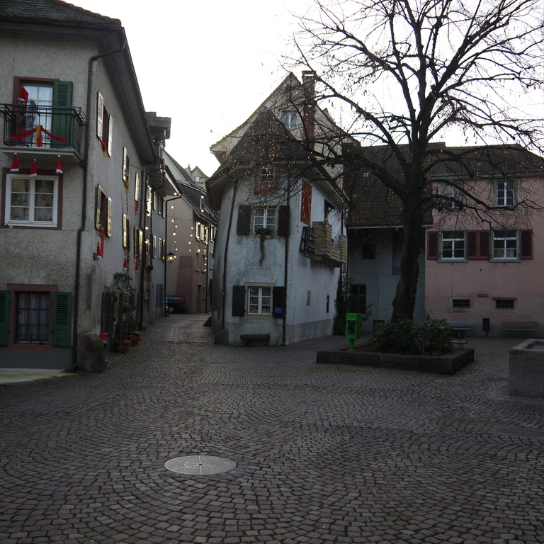 "Rheinfelden, ""our"" old medivale city"