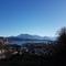 Sicht auf Luzern vom Sonnenberg