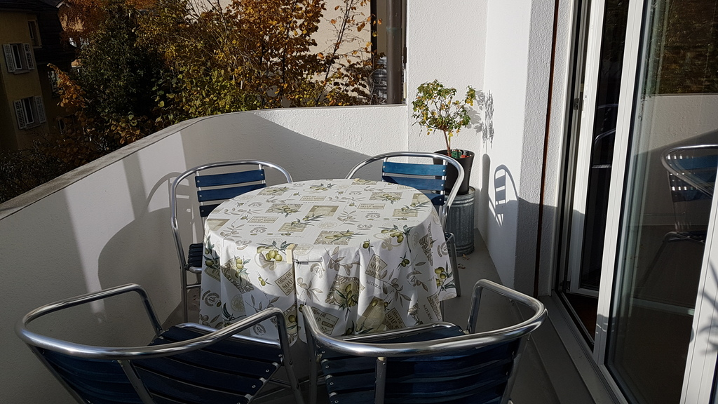 Terrasse / balcony