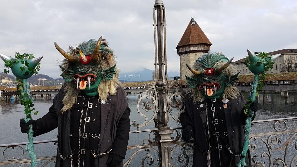 Fasnacht März 2019 / Carneval March 2019