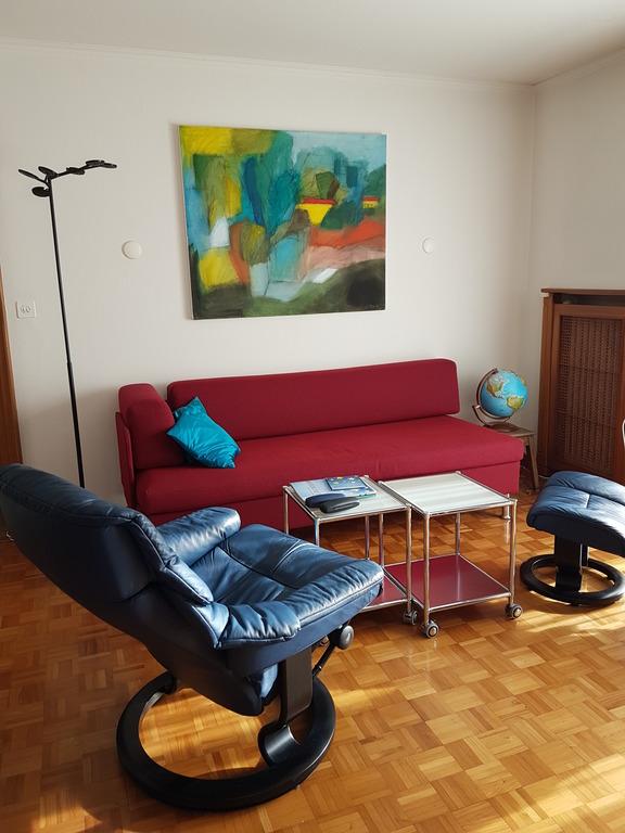 Wohnzimmer / living-room