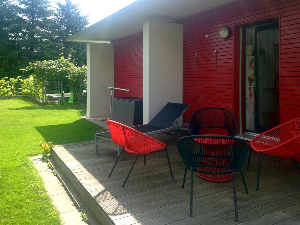 upper terrace