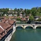 Berne, capital of Switzerland, 10 minutes drive