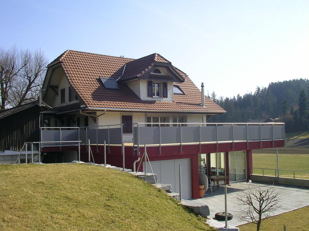 House with veranda