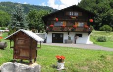 Notre chalet Suisse
