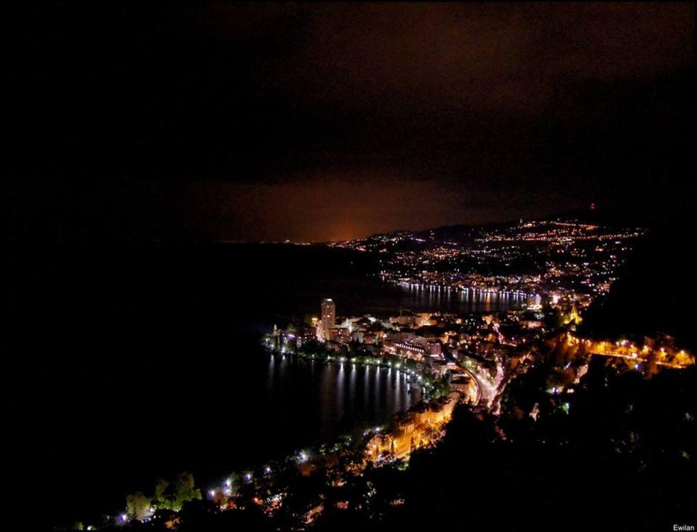 La Riviera Vaudoise, Montreux- Vevey