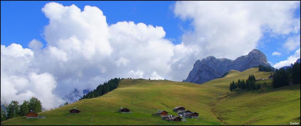 Alpage de Bovonne