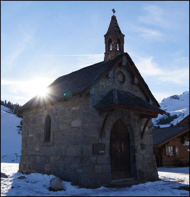 Chapelle des Crosets