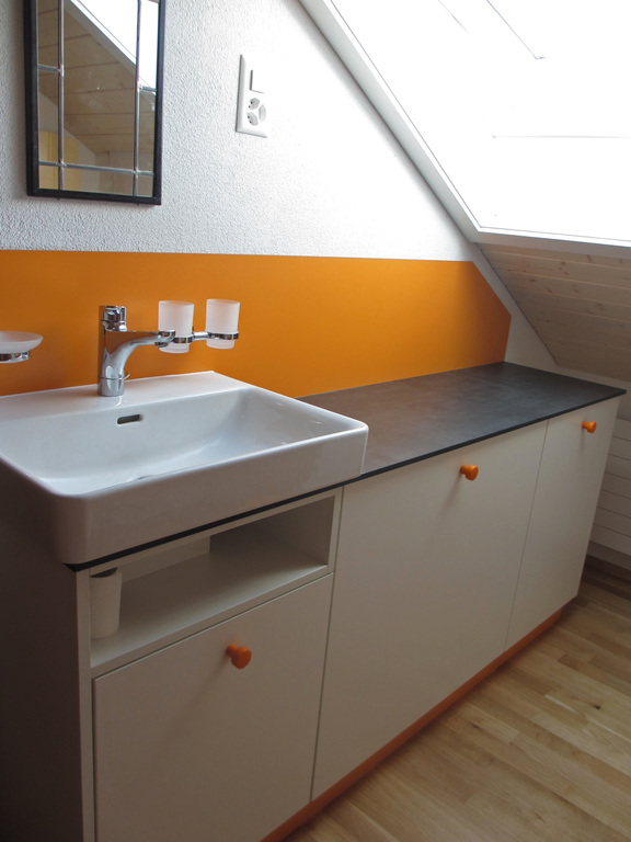 Obere Dusche/WC