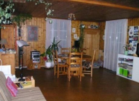 Ess- und Wohnzimmer Dining- an livingroom