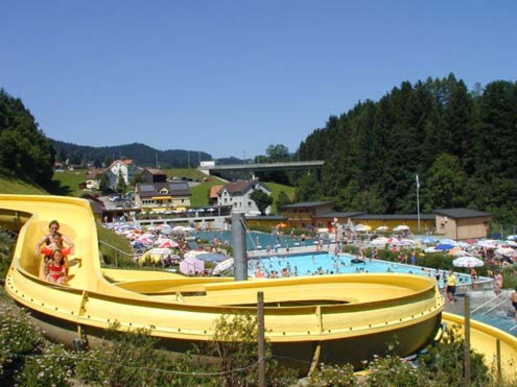 Teufen Outdoor Swimming pool (5min from our home)