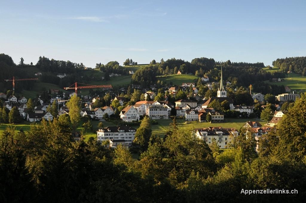the village Teufen