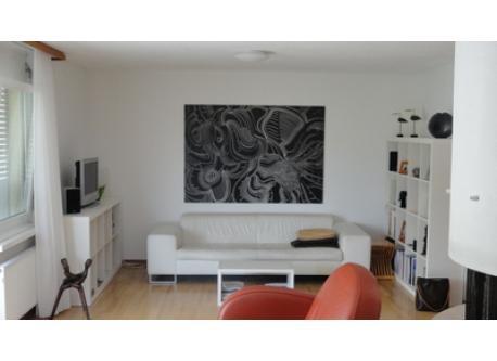 Wohnzimmer. Living room.