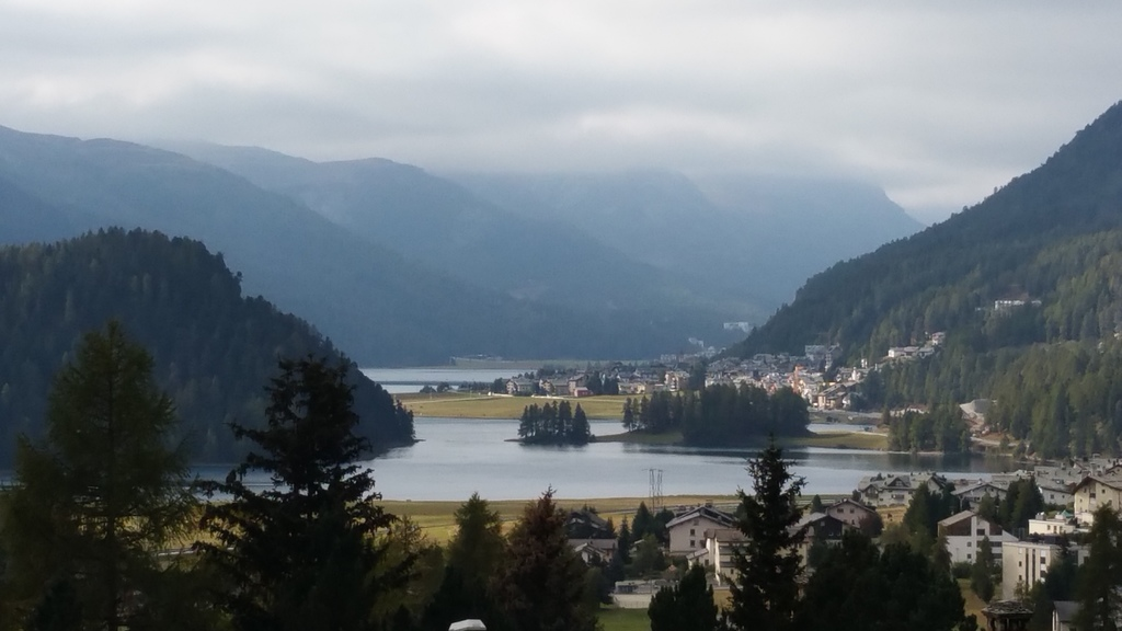 Engadin, famos St. Moritz, Sils, Müstair and more.