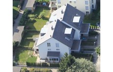 Aerial view of our house (3rd entry)