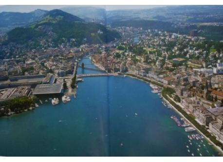 Luzern vom See