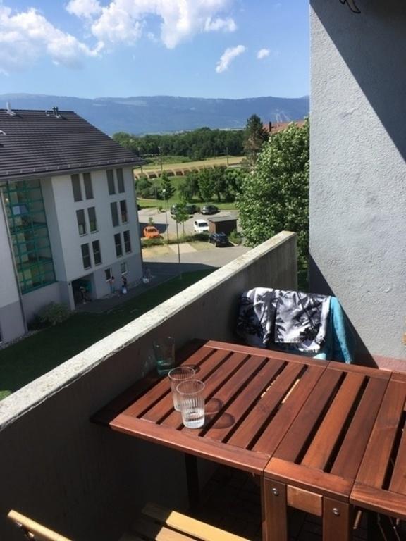 vue sur le Jura