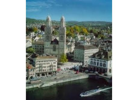 Cathedral (Grossmünster) Zurich