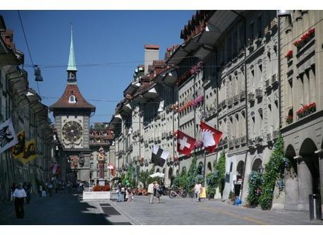 City Bern / 15 min by train