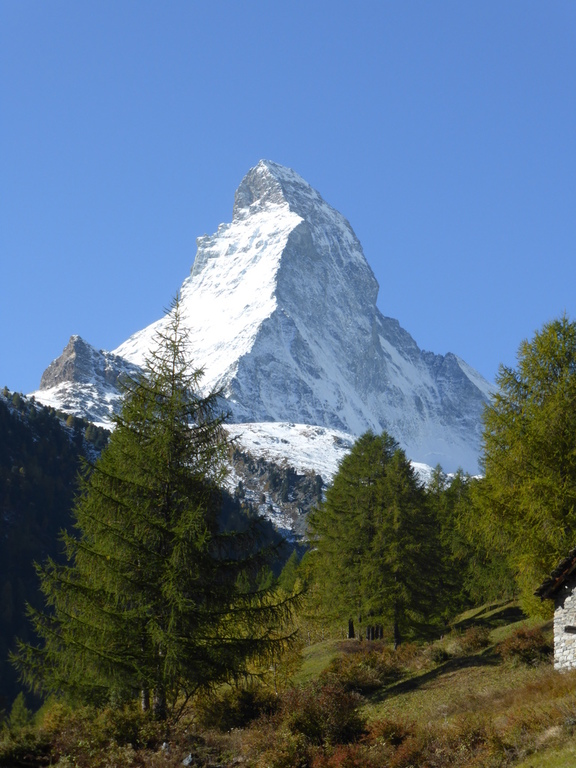Zermatt Matterhorn / 2 h by train