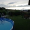 our pool (only) in the summer time,  4.50m * 1.22m