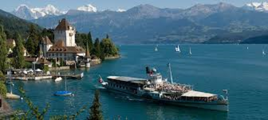 Thunersee, 5 km of us